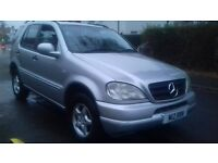 Mercedes ML 320 & Volvo S60 2.4 TS Swap both or separate Phone,car,van,anything Welcome