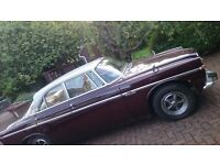 Rover P5B coupe 3500 ltr