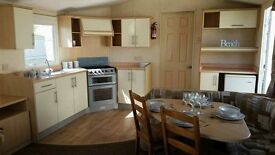 Static caravan for sale in Great Yarmouth, Scratby, Norfolk.