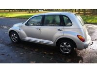 chrysler pt cruiser 2.2 diesel fantastic funky car powerful reliable mercedes mechanics must be seen
