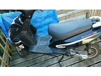 Ring me only mola 50cc moped