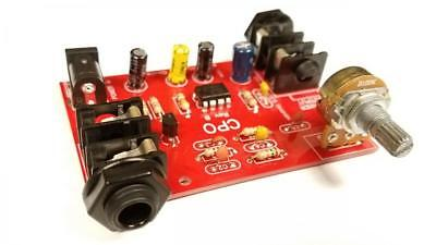 Ham Morse Cw Code Practice Oscillator Kit Twin T With Convenient Options