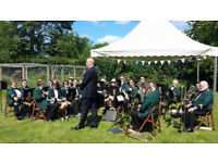 Percussionist/Drummer needed for a BRASS band in Bushey area (c)