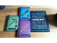 Minecraft Book Collection 5pc