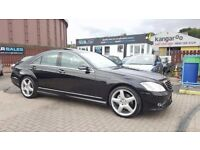 *STUNNING* MERCEDES-BENZ S CLASS S350 AMG AUTO (2006) - LOW MILEAGE- F.S.H - HPI CLEAR!