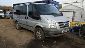 ford tourneo mk7 mini bus