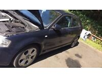 Audi A3 2005 2.0 diesel 1650 need gone Asap