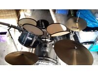 Cannon Adder full drum kit (Great Condition)