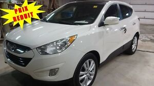 2012 Hyundai Tucson Limited FULL,CUIR, TOIT PANORAMIQUE