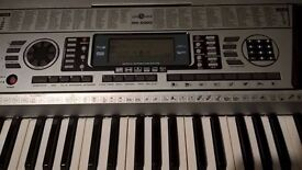 MIDI Keyboard (61 Keys) - With Power Cable - Great Condition!