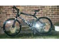 gents carerra subway one/1 mountain bike hybrid bike not bmx trials, jump, stunt, off-road bike