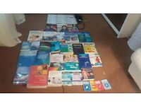 Nursing books and nursing standard professional magazines