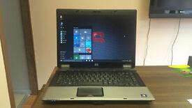 HP Elitebook 6730p Core2 P8700 4Gb Ram business laptop - reduced