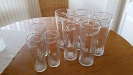 Carling glass