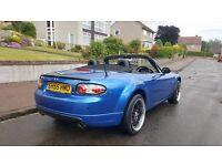 """PERFECT SUMMER CAR"" Mazda MX-5 soft top 1.8 (2005) - F.S.H - Facelift model - HPI clear!"