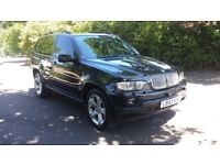 BMW X5 3.0D 2004 FACELIFT MODEL