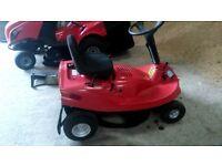 Castel Garden Ride On Tractor Lawnmower