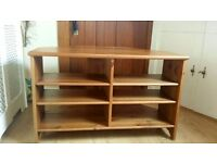 Ikea Wooden TV Cabinet