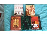 DVD boxsets £5 each