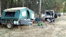 2012 Camper Trailer Swap for 4mtr + boat Forrestdale Armadale Area Preview