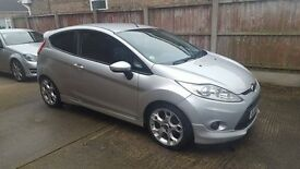 2010 Ford Fiesta Low miles swap corsa vxr or LHD
