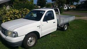 2006 Ford Courier Ute Kirwan Townsville Surrounds Preview