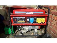 clarke 3kva FG3050 Petrol Generator