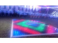 EVENTs BUSINESS for SALE. Brand new LED LIGHT DANCE FLOOR 4 events