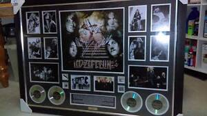 Signed Music Memorabilia Doolandella Brisbane South West Preview