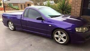 XR8 2005 Ford Other Ute Redesdale Mount Alexander Area Preview
