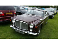 1969 Classic car 3.5 liter V8 Rover P5b Coupe Automatic auto Tax and MOT exempt