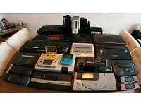 WANTED old games consoles sega mega drive atari Nintendo snes nes retro
