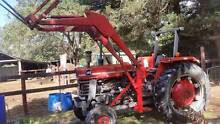Massey ferguson multi drive tractor Strathbogie Area Preview