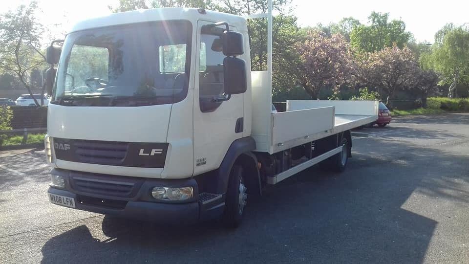 DAF LF 45 Scaffold Truck - New Conversion