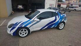 ford puma track car project