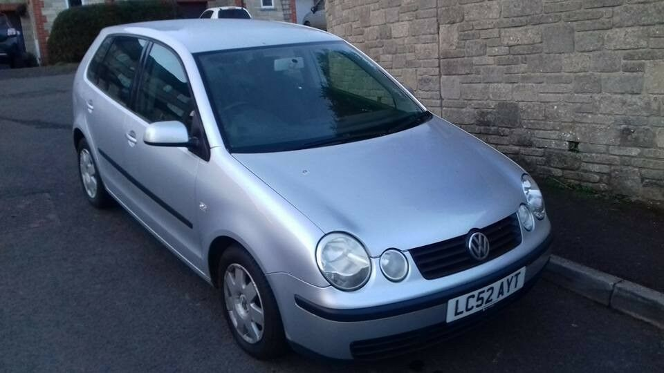 2002 VW Volkswagen Polo 1.4 16v SE AUTO MOT drives spare or repairs