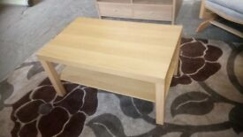 Beech Coffee Table.. NOW ONLY £10, CHEAP local DELIVERY Stalybridge SK15 3DN