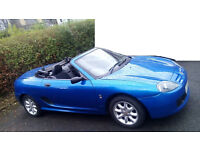 MG TF long MOT 1 year MOT