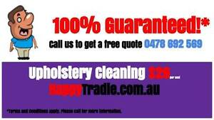 """#1 Upholstery Cleaning From $29 per seat"" Brisbane City Brisbane North West Preview"
