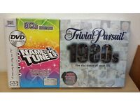 Trivial Pursuit 1980's & Name That Tune 80's Edition