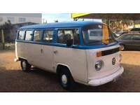 Volkswagen bus van