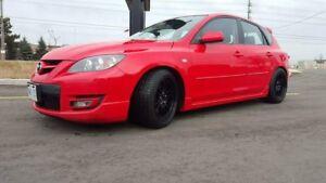 2008 Mazdaspeed3 Shell RED $3500