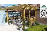 Guild of Master Craftsmen Certified Fencing Decking Specialists (FDSNI) Shed, Garden, Gazebo,