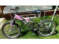 Reebok bike 20inch