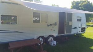 30 foot travel trailer for rent jayco jay flight