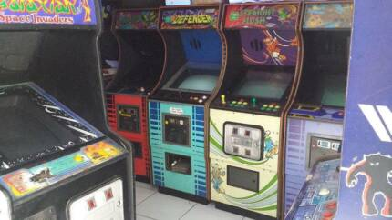 Arcade machines and pinballs wanted! Will pick up any area! Brisbane City Brisbane North West Preview