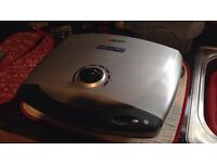 LARGE FAMILY SIZE CARL LEWIS HEALTH GRILL