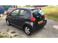 2005 Toyota aygo £20 road tax for year full mot