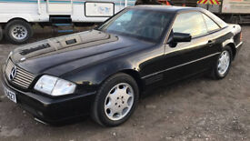 1994 Mercedes R129 SL 320 breaking for spares / parts