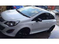 62 Plate Limited Edition Corsa